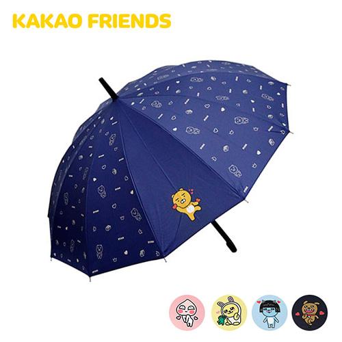 [카카오프렌즈] 57러브도트 12K 장우산 5종 택1 GUKTU10014